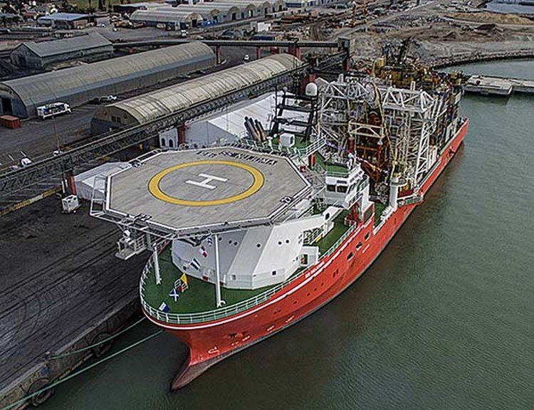 Work Begins on World's Largest Diamond Mining Vessel, Confirms De Beers Group