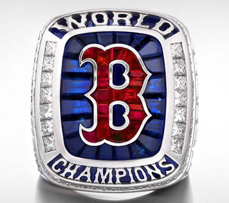 2a20db2b09c638 Boston Red Sox World Series Ring Is a Fitting Tribute to 2018 s  Team for  the