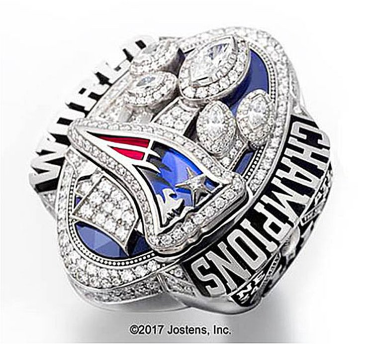 85be656370937c Tom Brady and the Pats Look to Test Boundaries of How Big a Super Bowl Ring