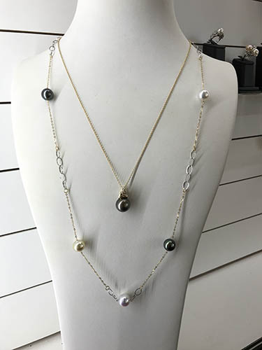 Pearls Chains 2163