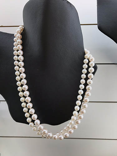 Pearls Doublestrand 2166